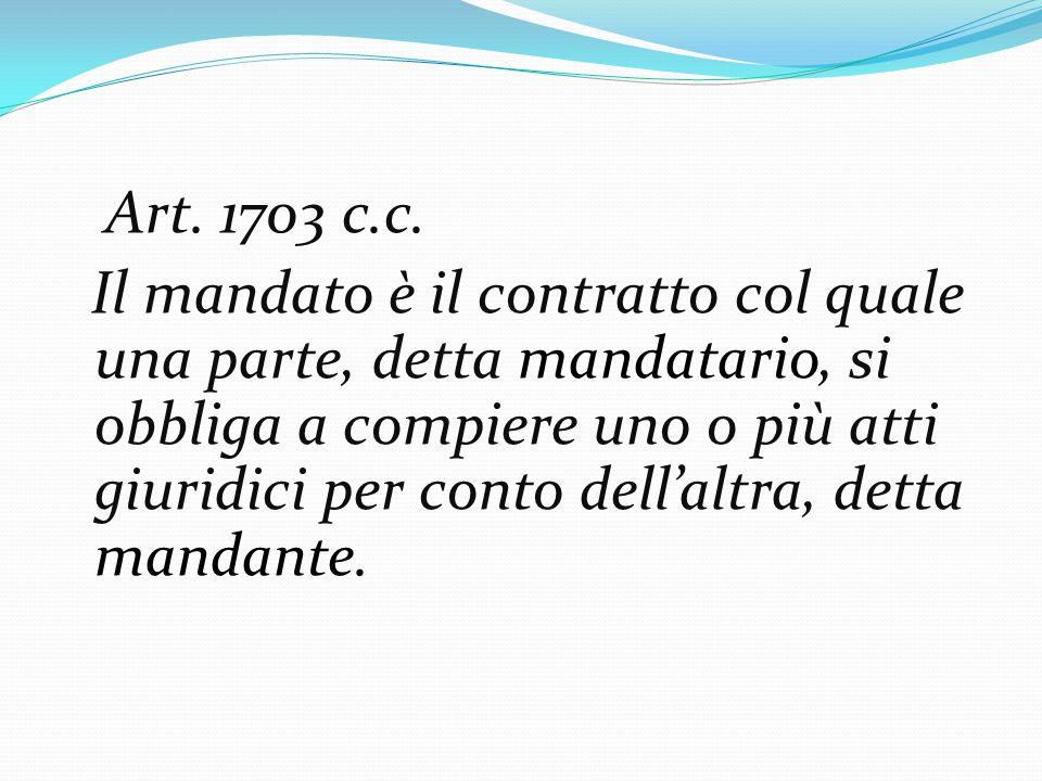Art. 1703 c.c.