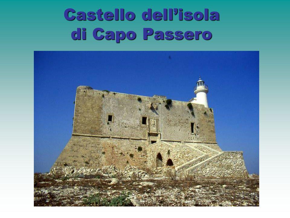 Castello dell'isola di Capo Passero