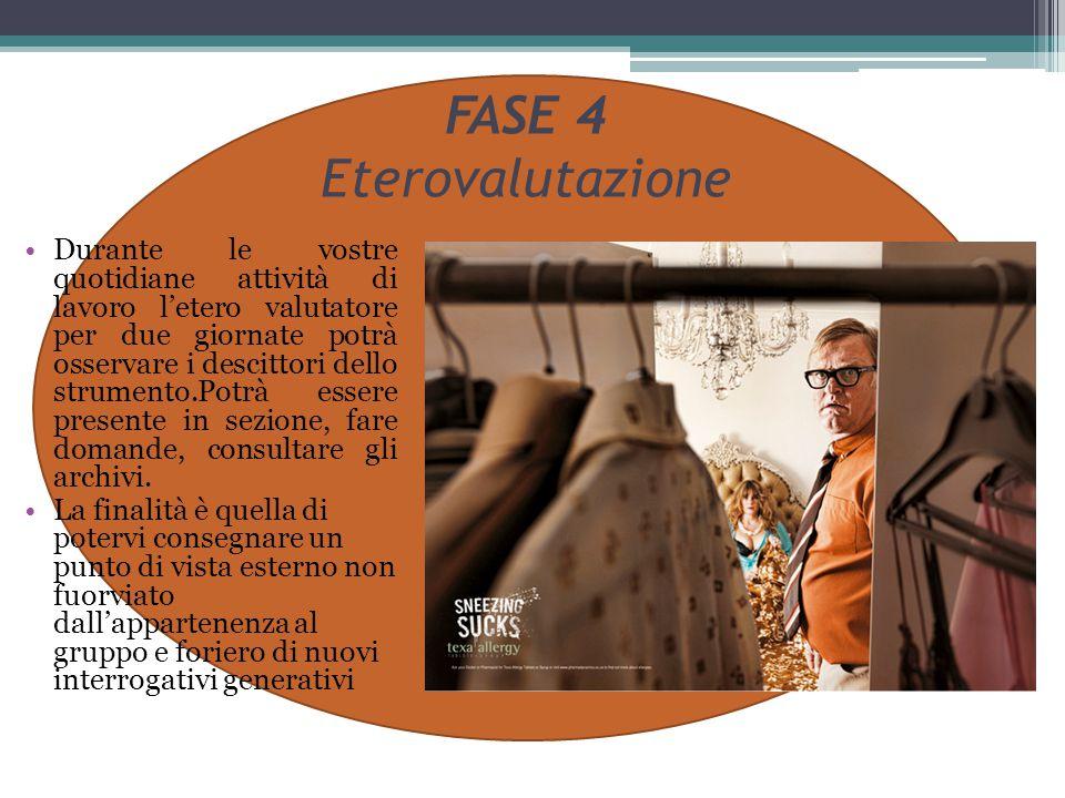 FASE 4 Eterovalutazione