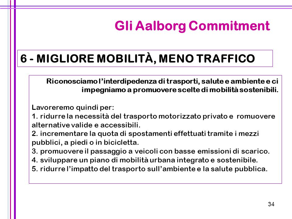 Gli Aalborg Commitment