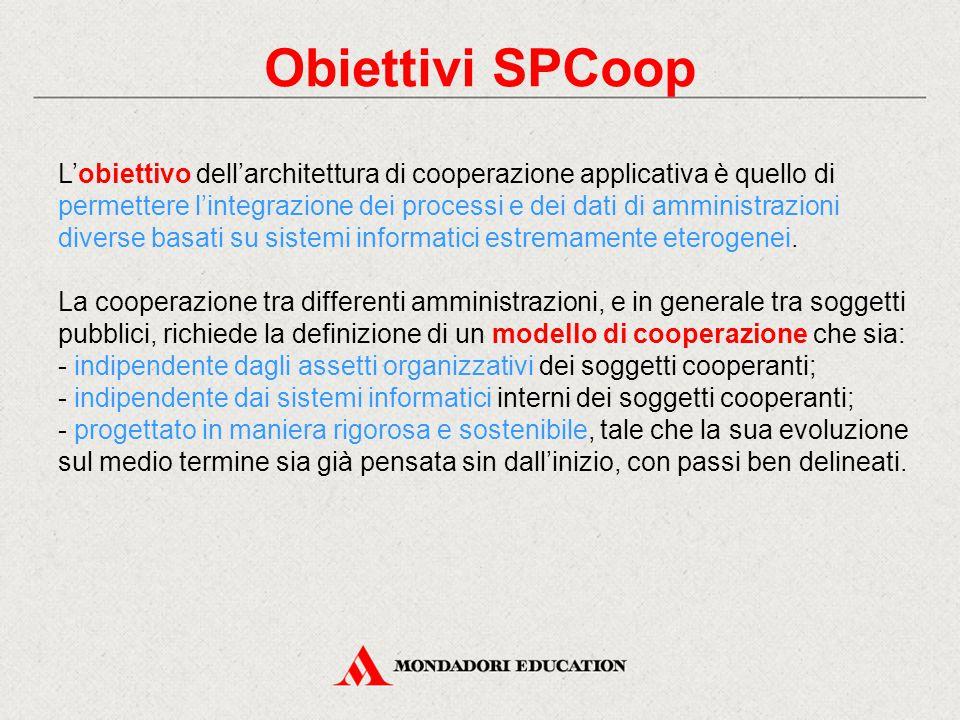 Obiettivi SPCoop