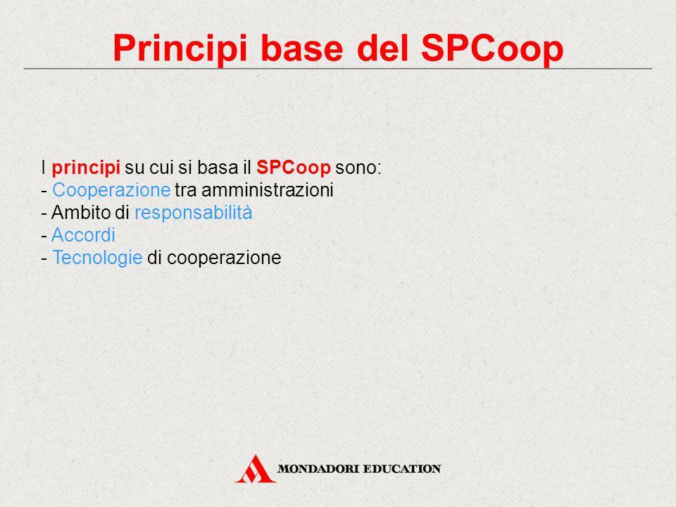 Principi base del SPCoop
