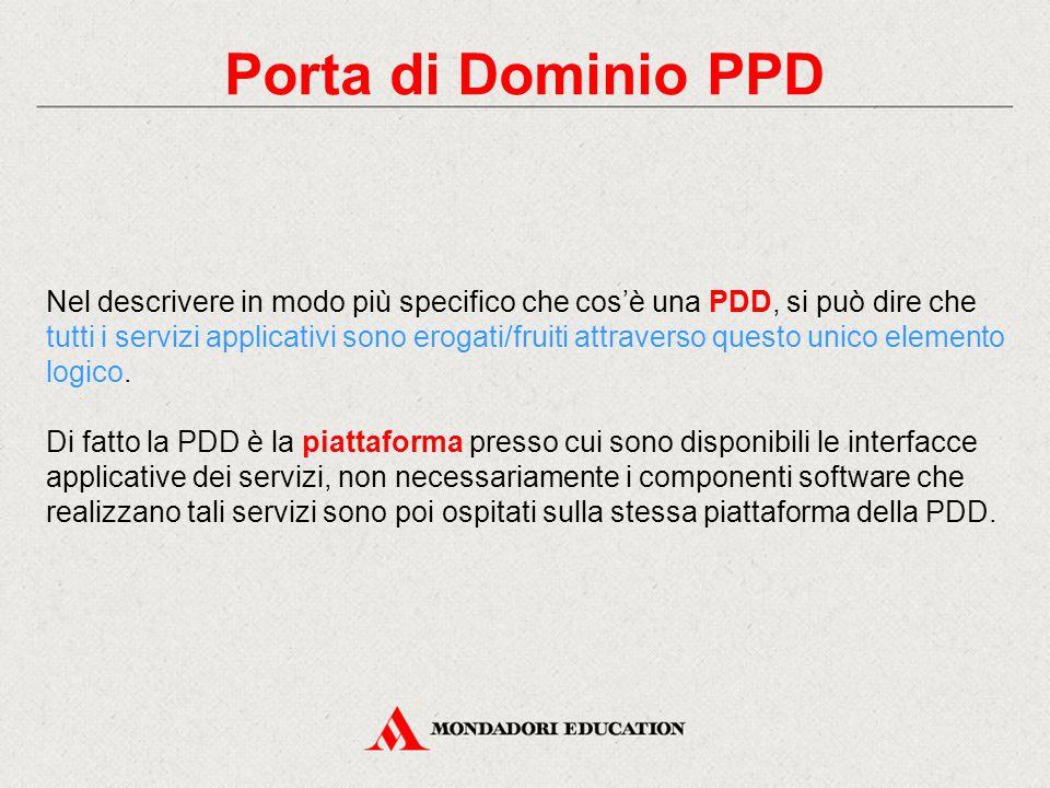 Porta di Dominio PPD