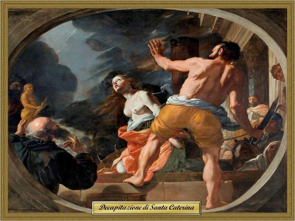 Decapitazione di Santa Caterina