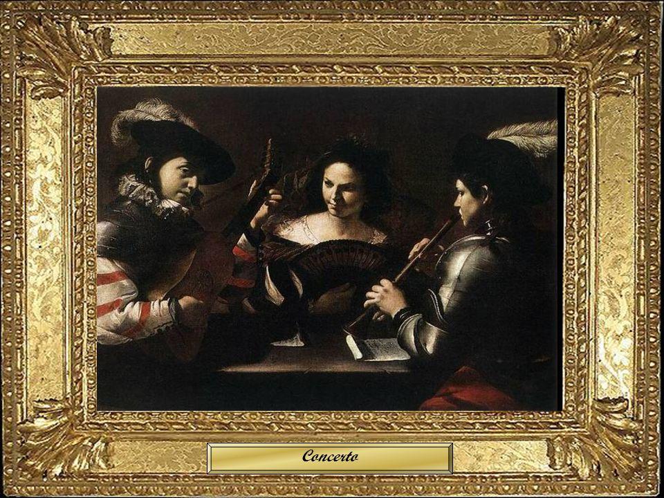 San Luca dipinge la Madonna Concerto