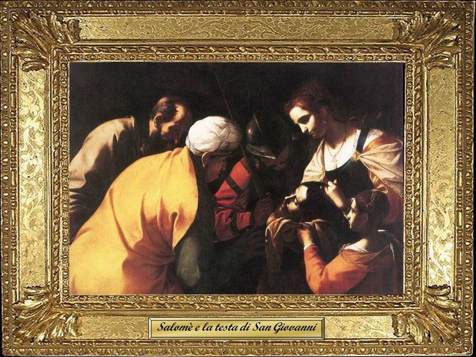 Salomè e la testa di San Giovanni