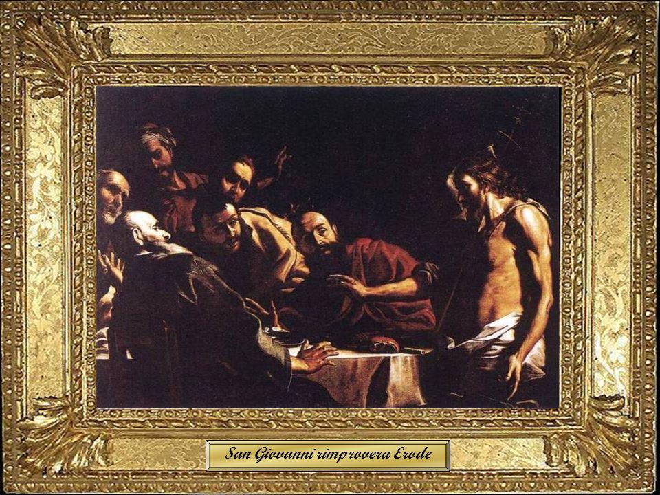 San Giovanni rimprovera Erode