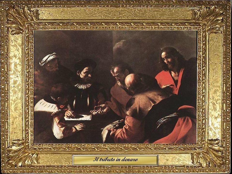 San Luca dipinge la Madonna Il tributo in denaro