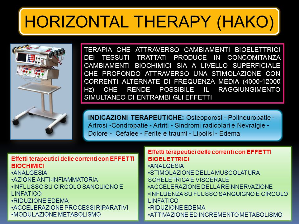 HORIZONTAL THERAPY (HAKO)