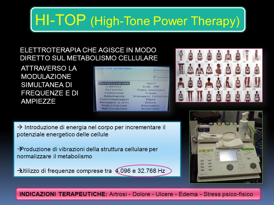 HI-TOP (High-Tone Power Therapy)