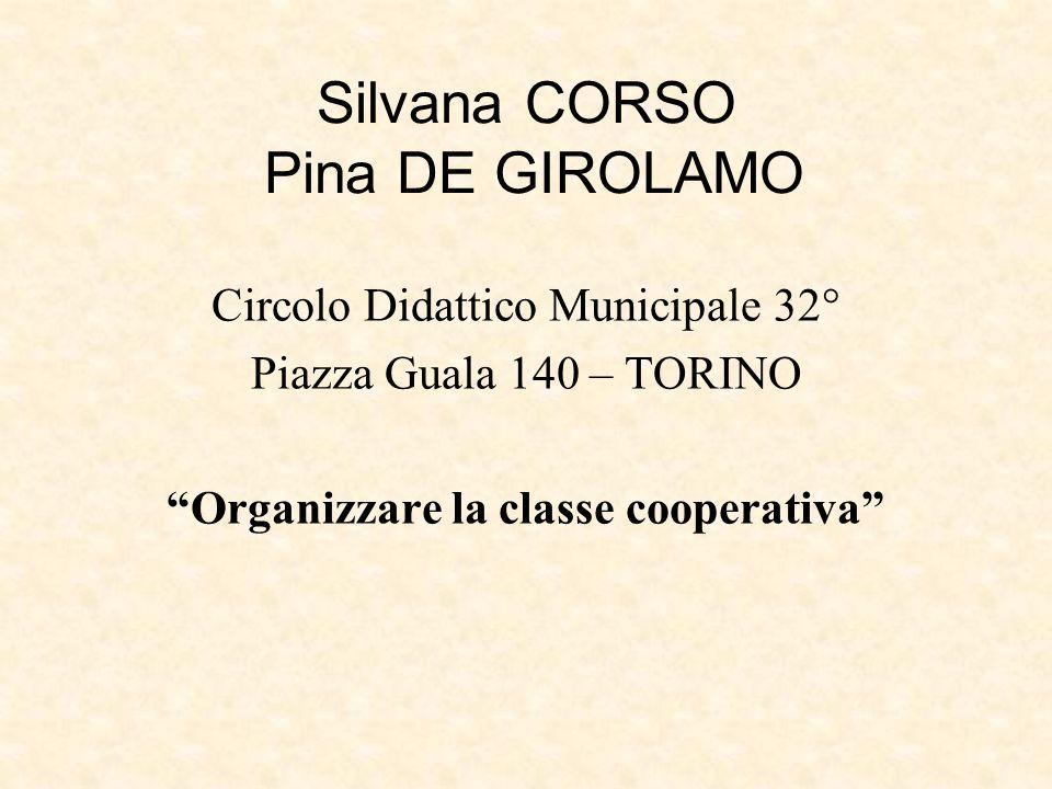 Silvana CORSO Pina DE GIROLAMO