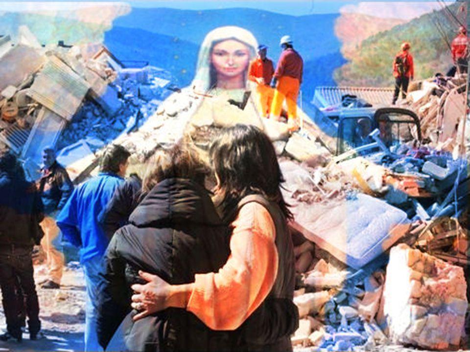 Madre di misericordia, resta con noi ,facci sentire sempre fratelli e degni figli tuoi.