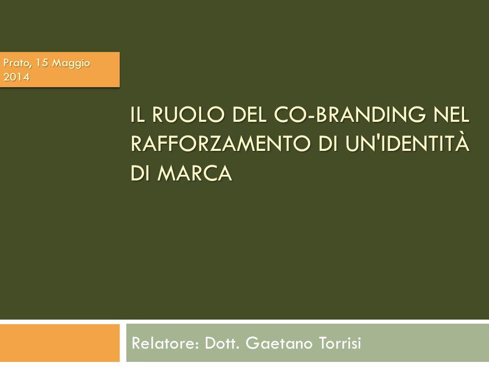 Il ruolo del Co-Branding nel rafforzamento di un identità di marca