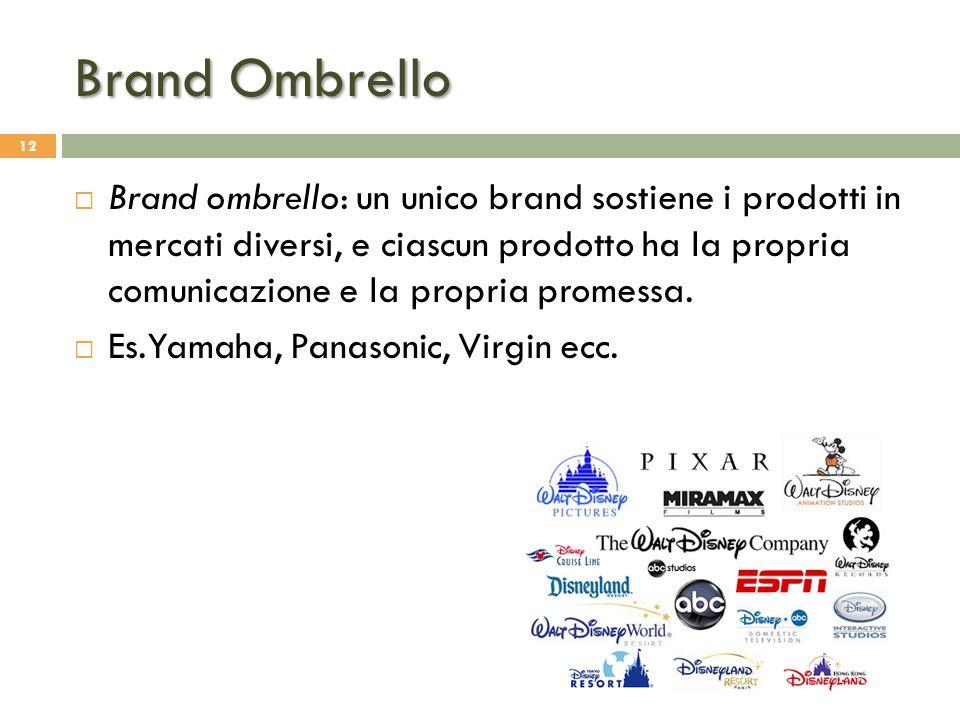 Brand Ombrello