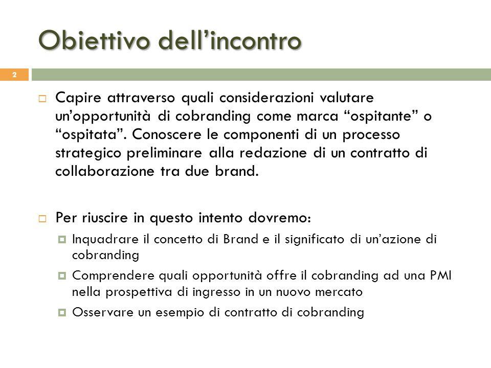 Il ruolo del co branding nel rafforzamento di un 39 identit - Contratto preliminare esempio ...