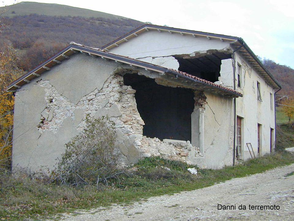 Danni da terremoto