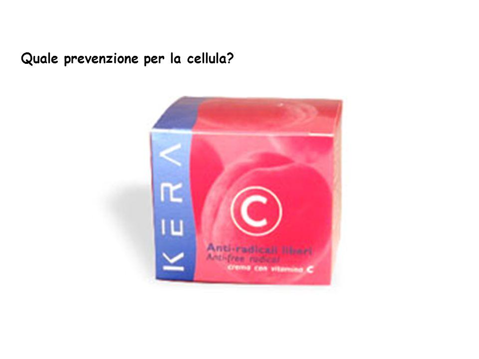 Quale prevenzione per la cellula
