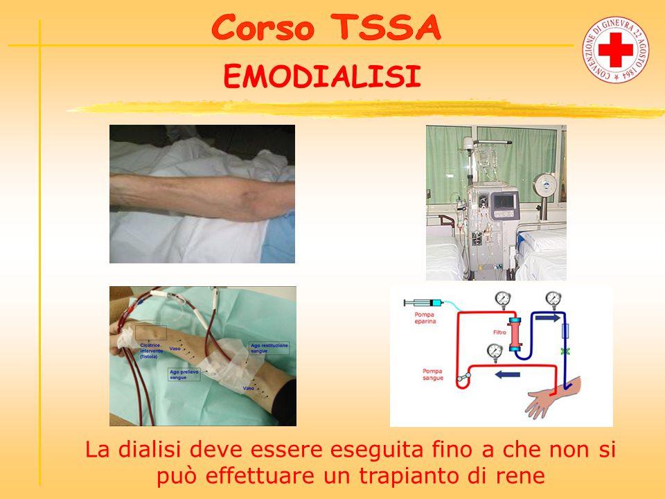 Corso TSSA EMODIALISI.