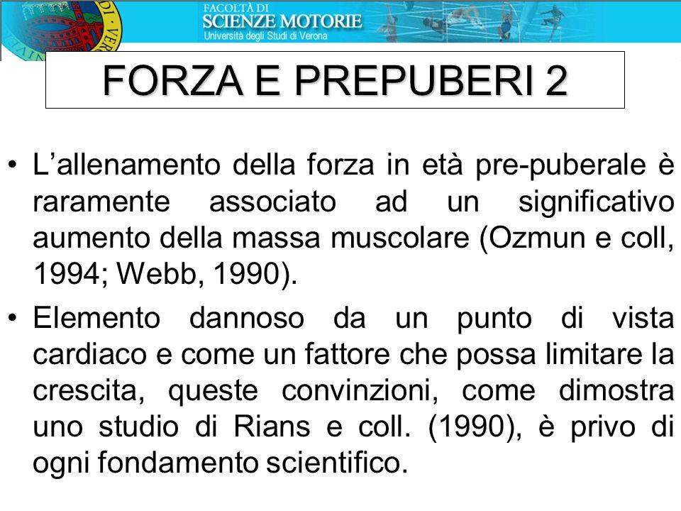 FORZA E PREPUBERI 2