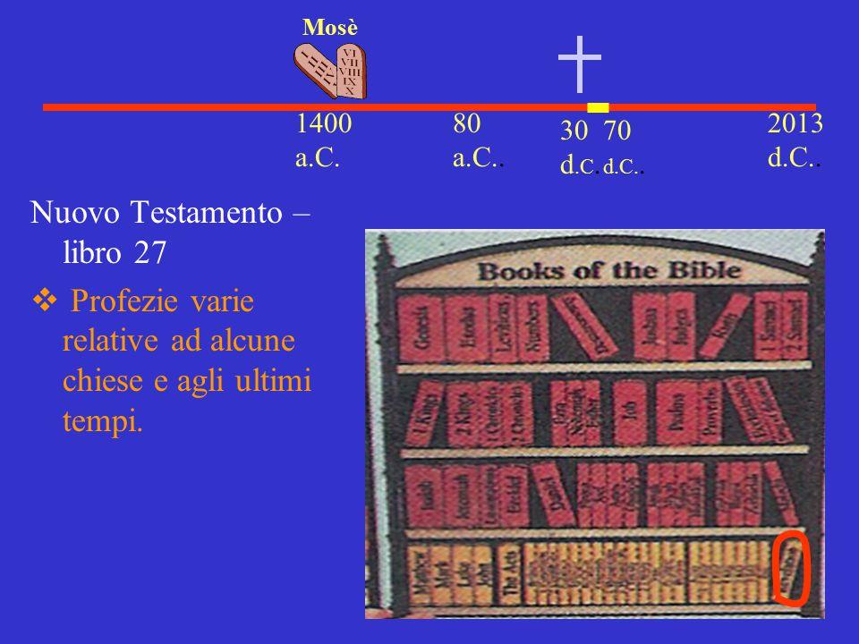 Nuovo Testamento – libro 27