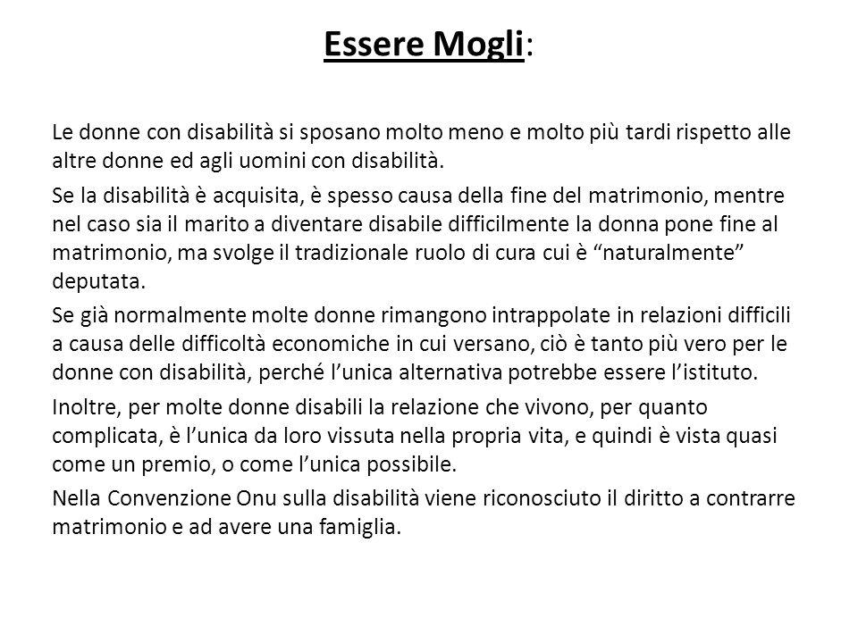 Essere Mogli: