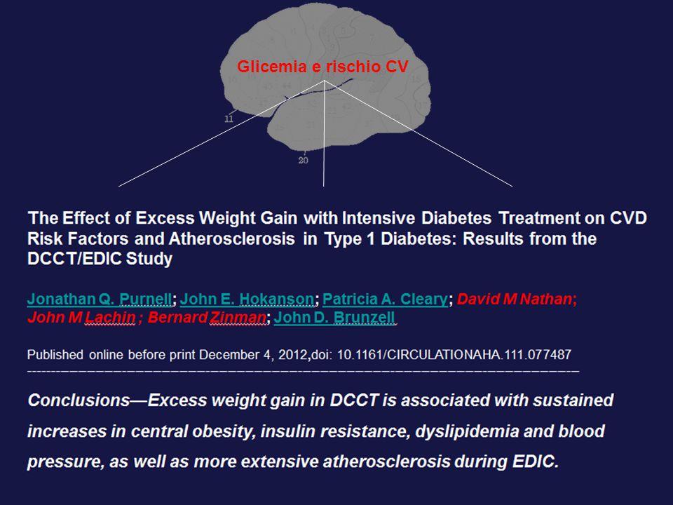 Studi epidemiologici: miglioramenti modesti della aspettativa di vita