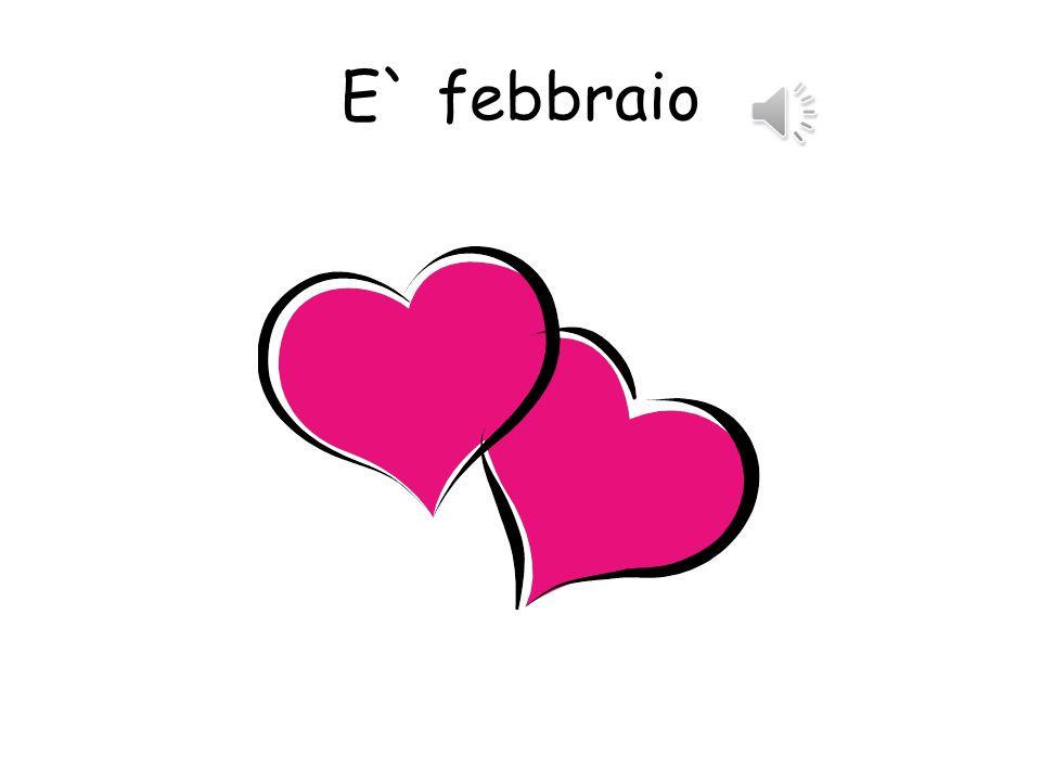 E` febbraio