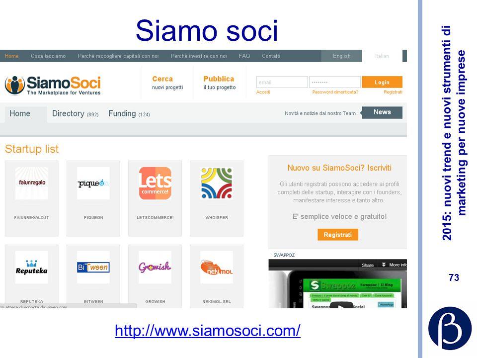 Siamo soci http://www.siamosoci.com/