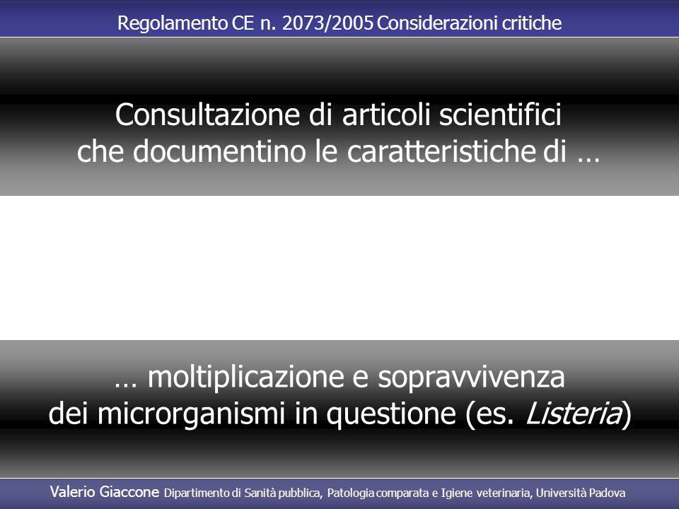 Consultazione di articoli scientifici