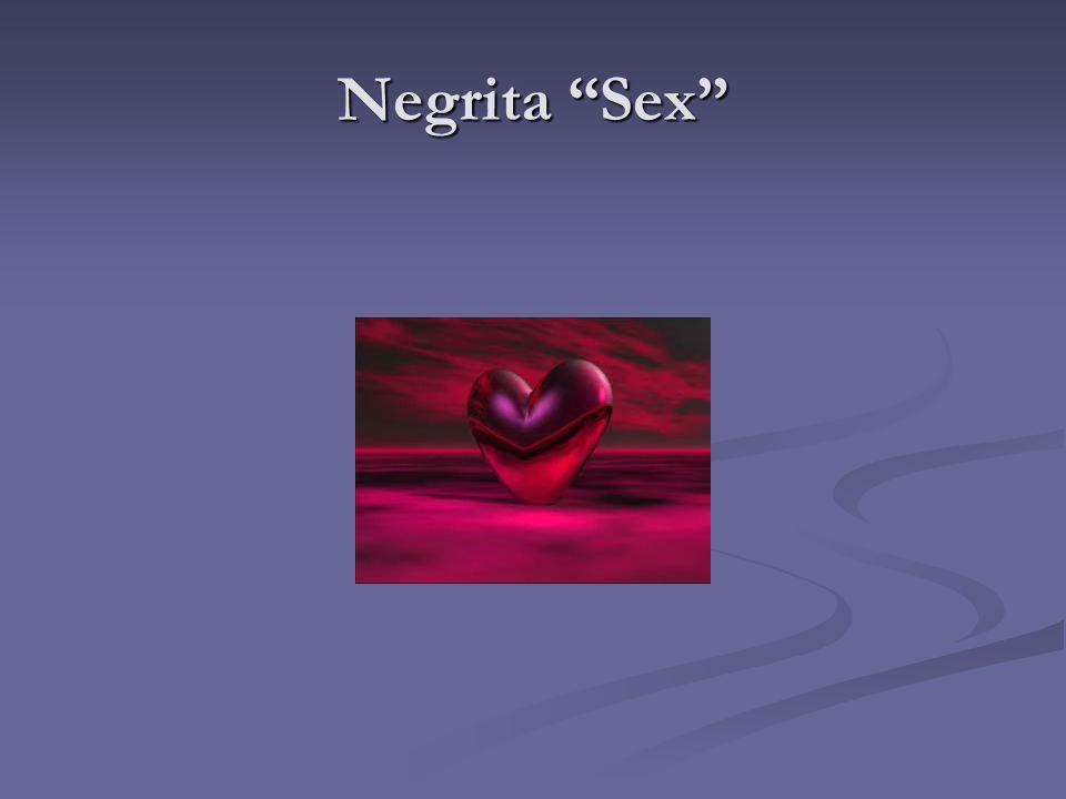 Negrita Sex