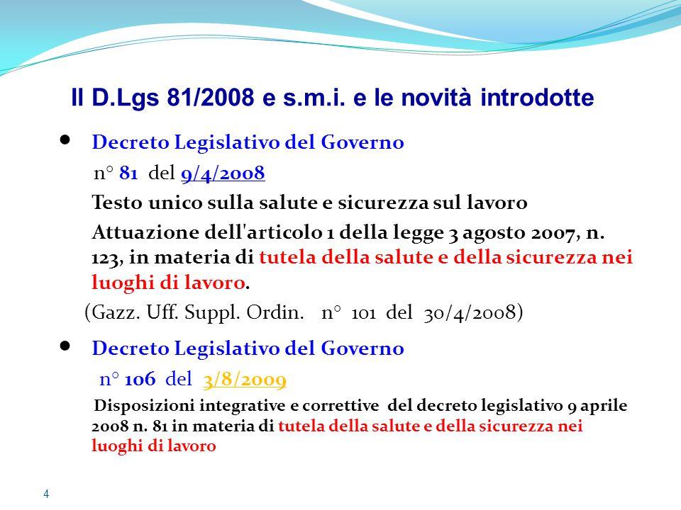  Decreto Legislativo del Governo