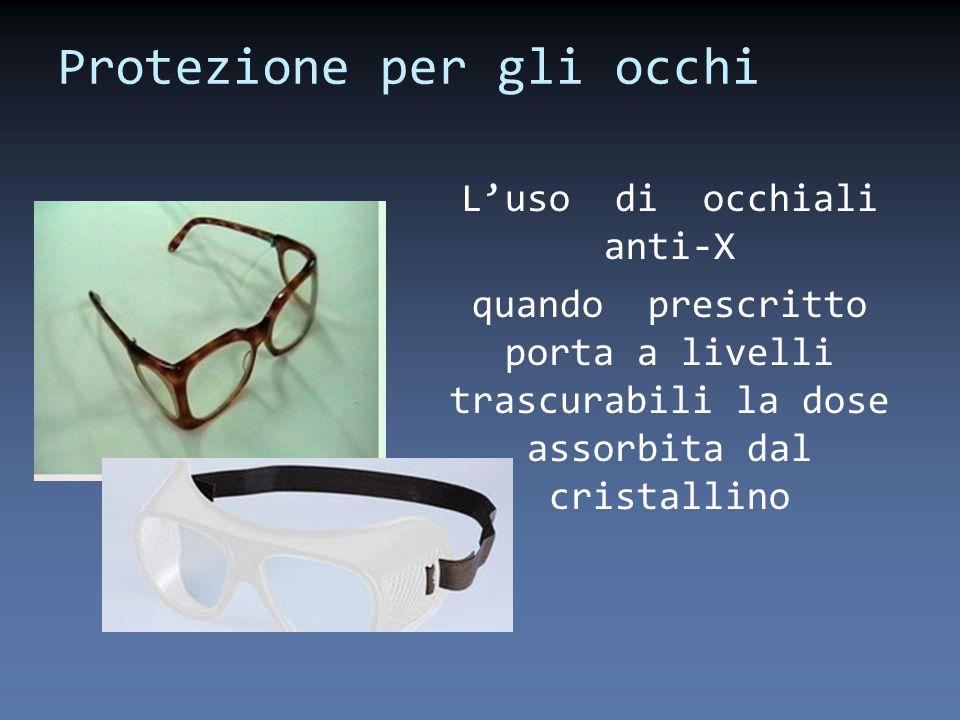 Protezione per gli occhi