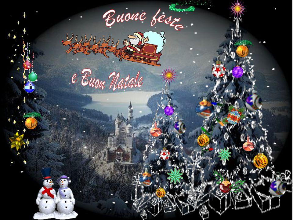 Buone feste e Buon Natale