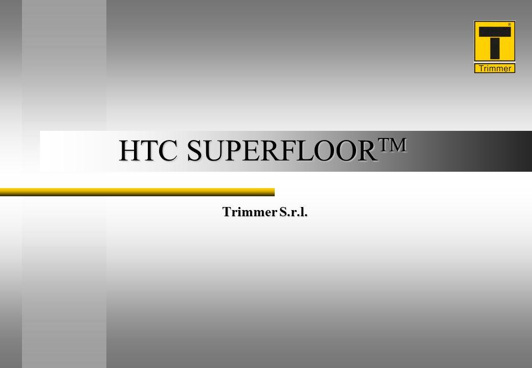 HTC SUPERFLOORTM Trimmer S.r.l.
