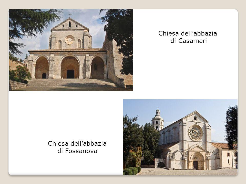 Chiesa dell'abbazia di Fossanova