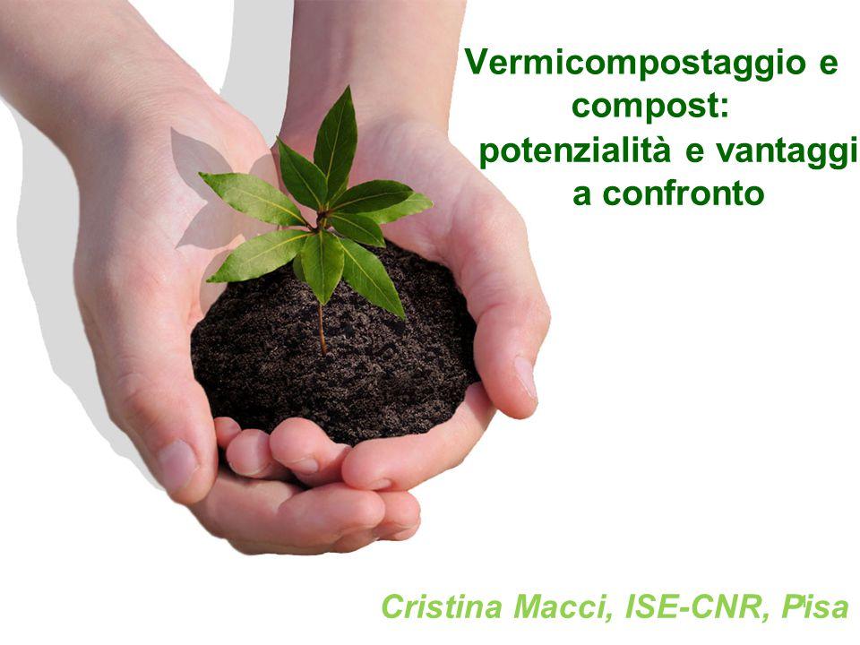 Vermicompostaggio e compost: