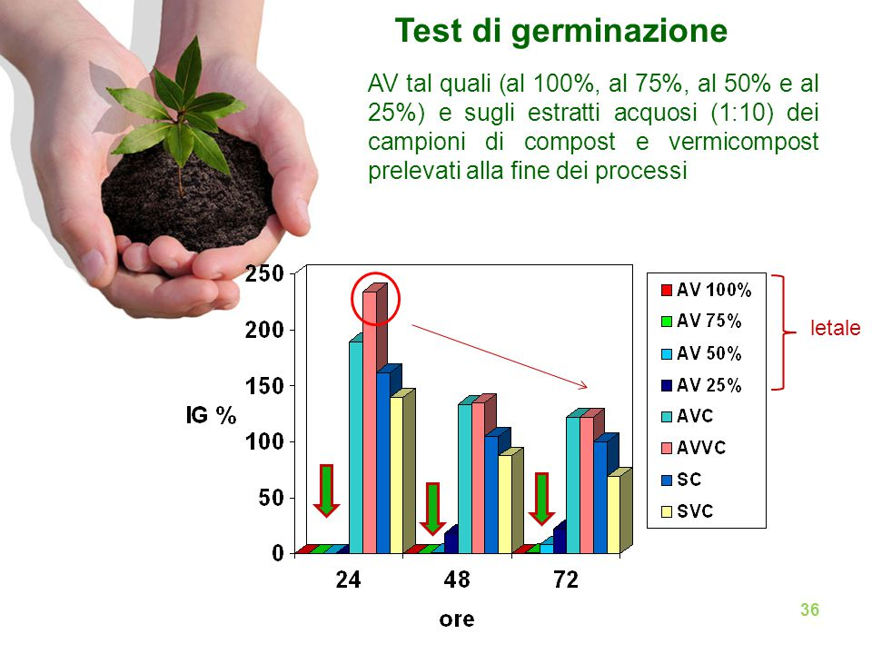 Test di germinazione