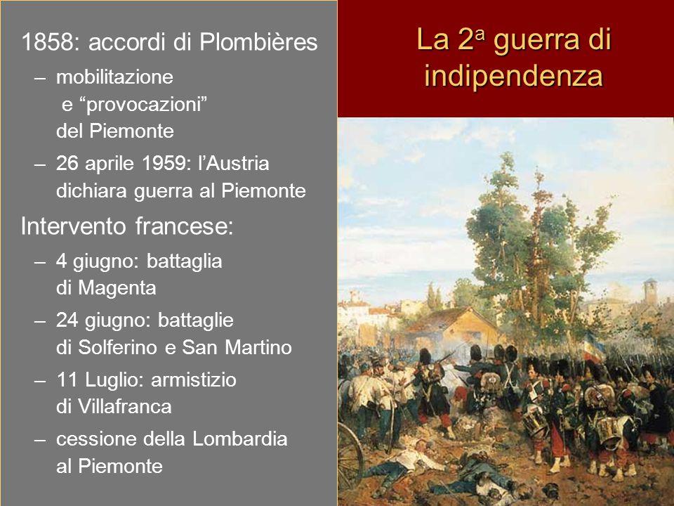 La 2a guerra di indipendenza