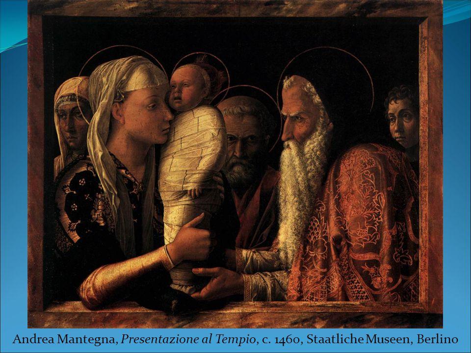Andrea Mantegna, Presentazione al Tempio, c
