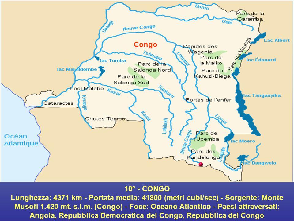 Congo 10° - CONGO.