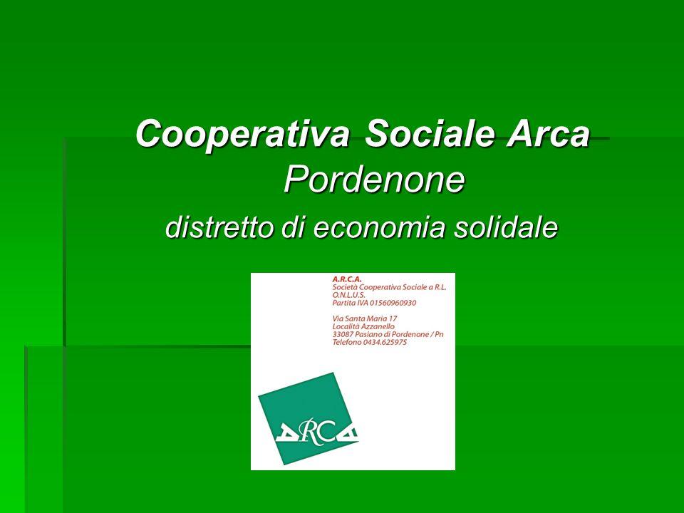 Cooperativa Sociale Arca Pordenone