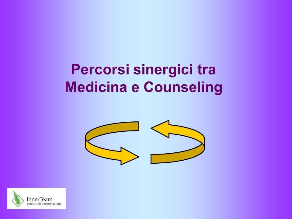 Percorsi sinergici tra Medicina e Counseling