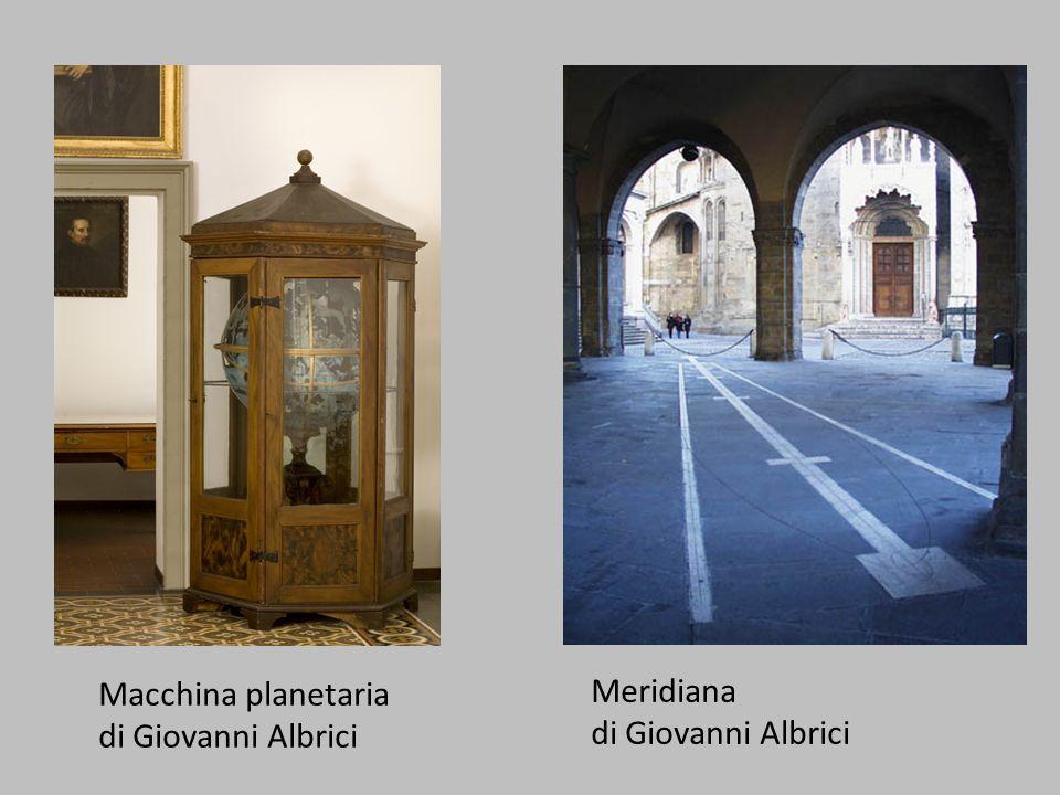 Meridiana di Giovanni Albrici