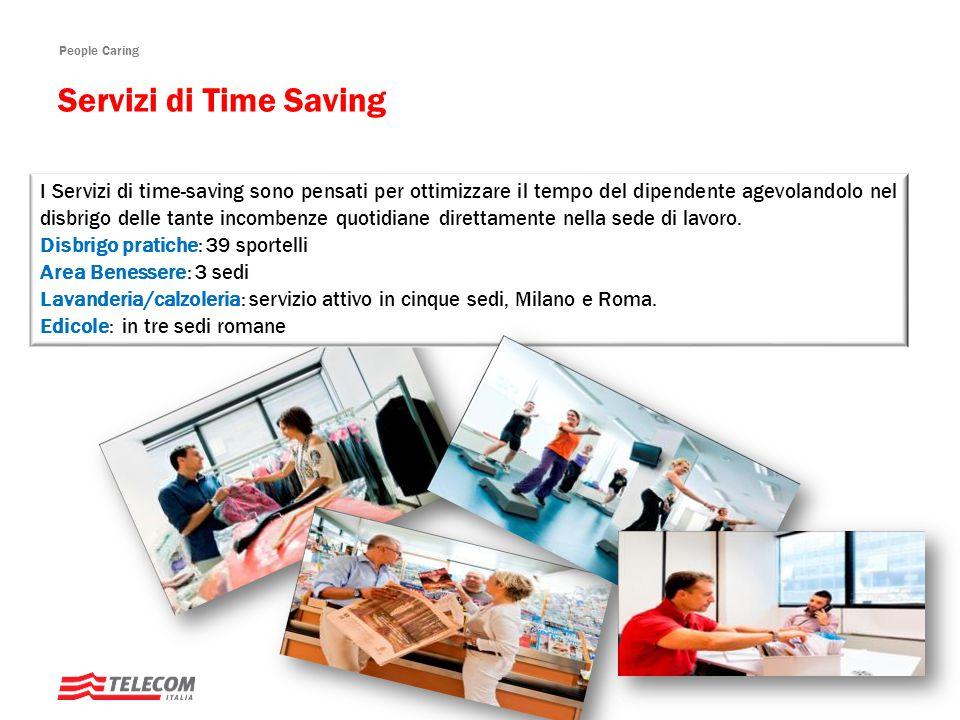 Servizi di Time Saving