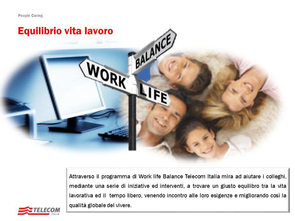 Equilibrio vita lavoro