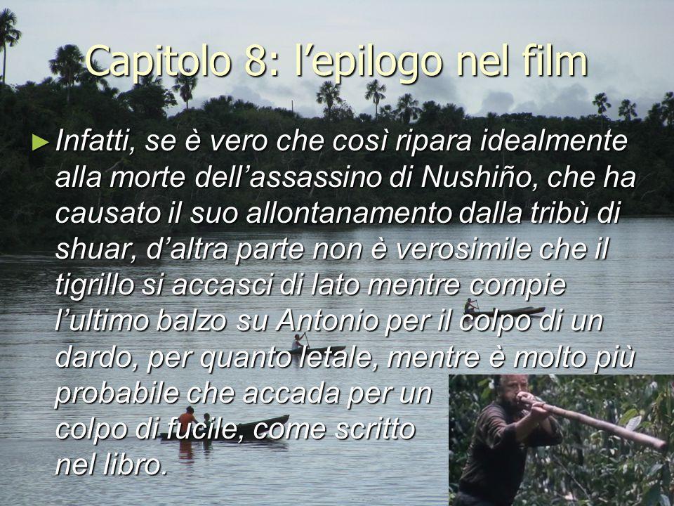Capitolo 8: l'epilogo nel film