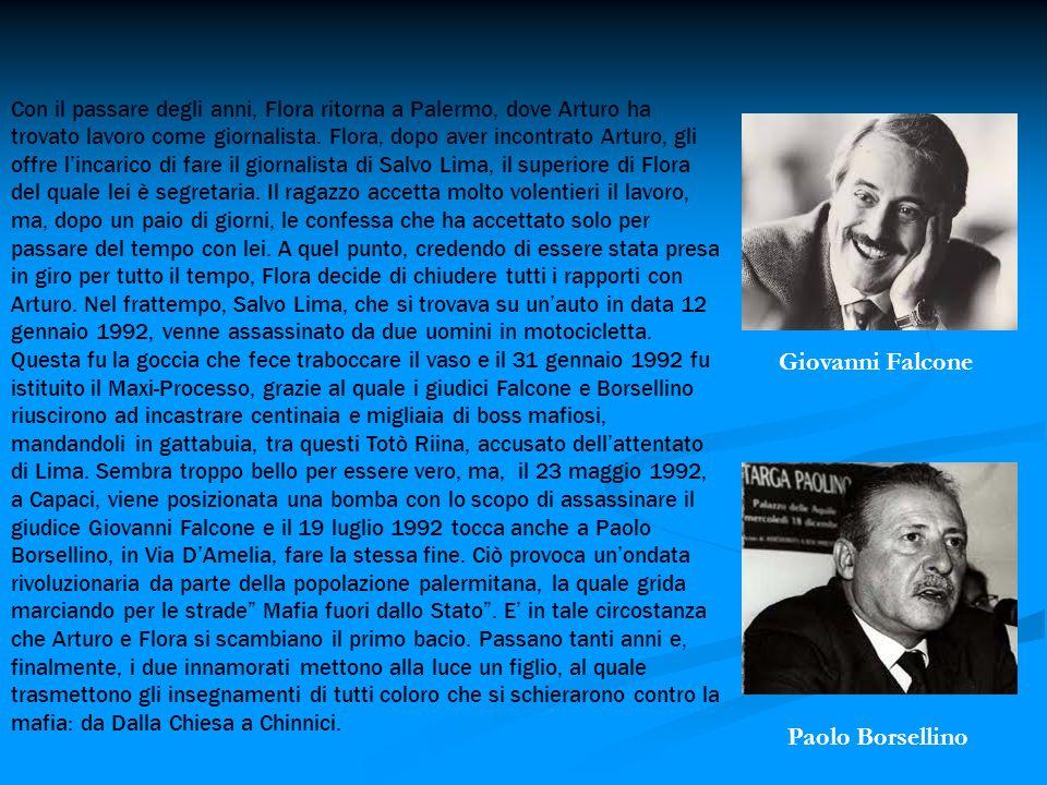 Giovanni Falcone Paolo Borsellino