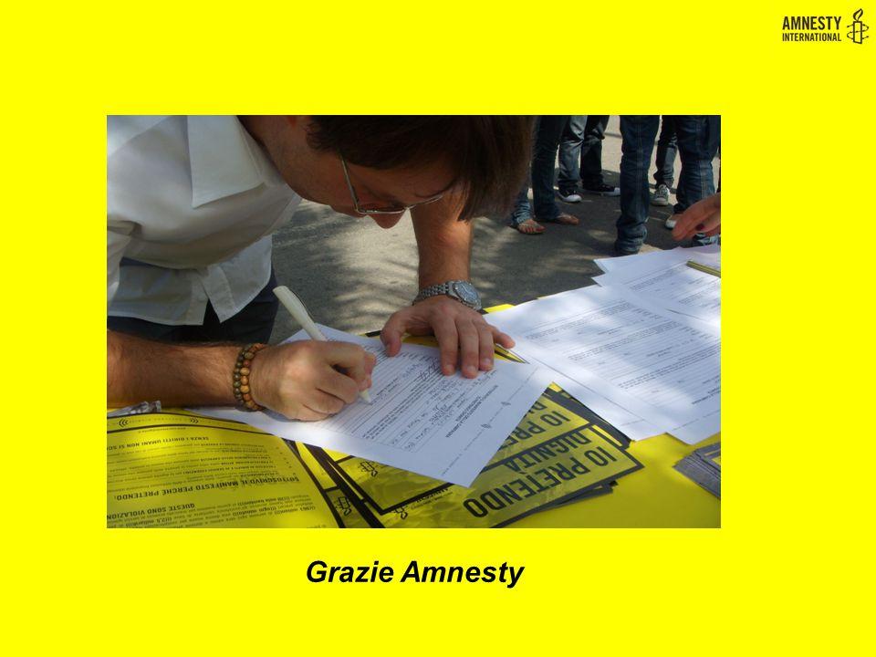 Grazie Amnesty