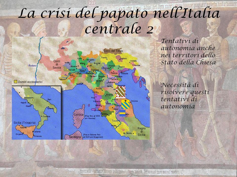 La crisi del papato nell'Italia centrale 2