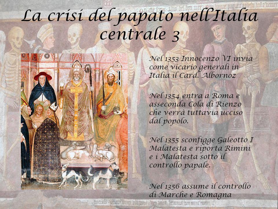 La crisi del papato nell'Italia centrale 3